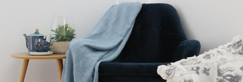 Velvet occasional chair.JPG