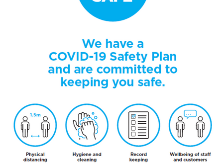 Home Property Styling Covid Safe practices