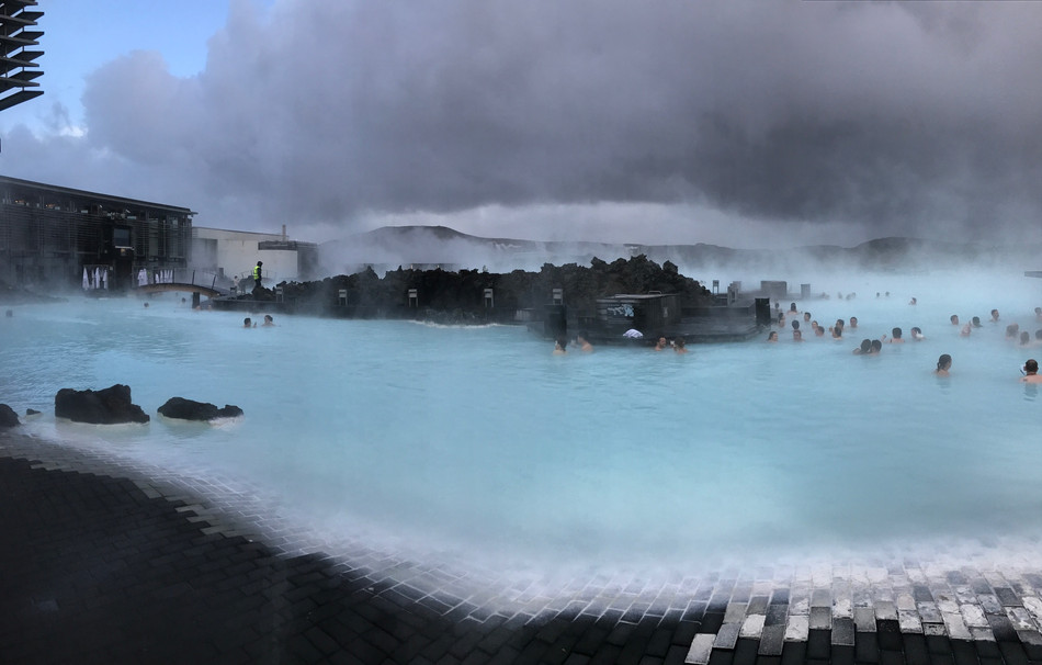 Iceland: Blue Lagoon Spa