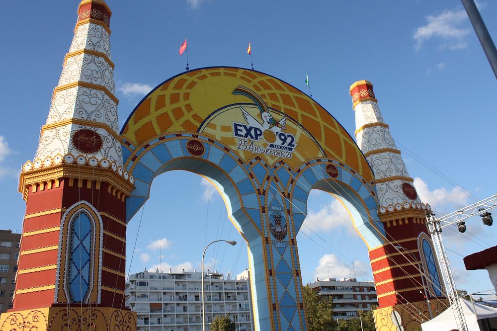 Gate Feria