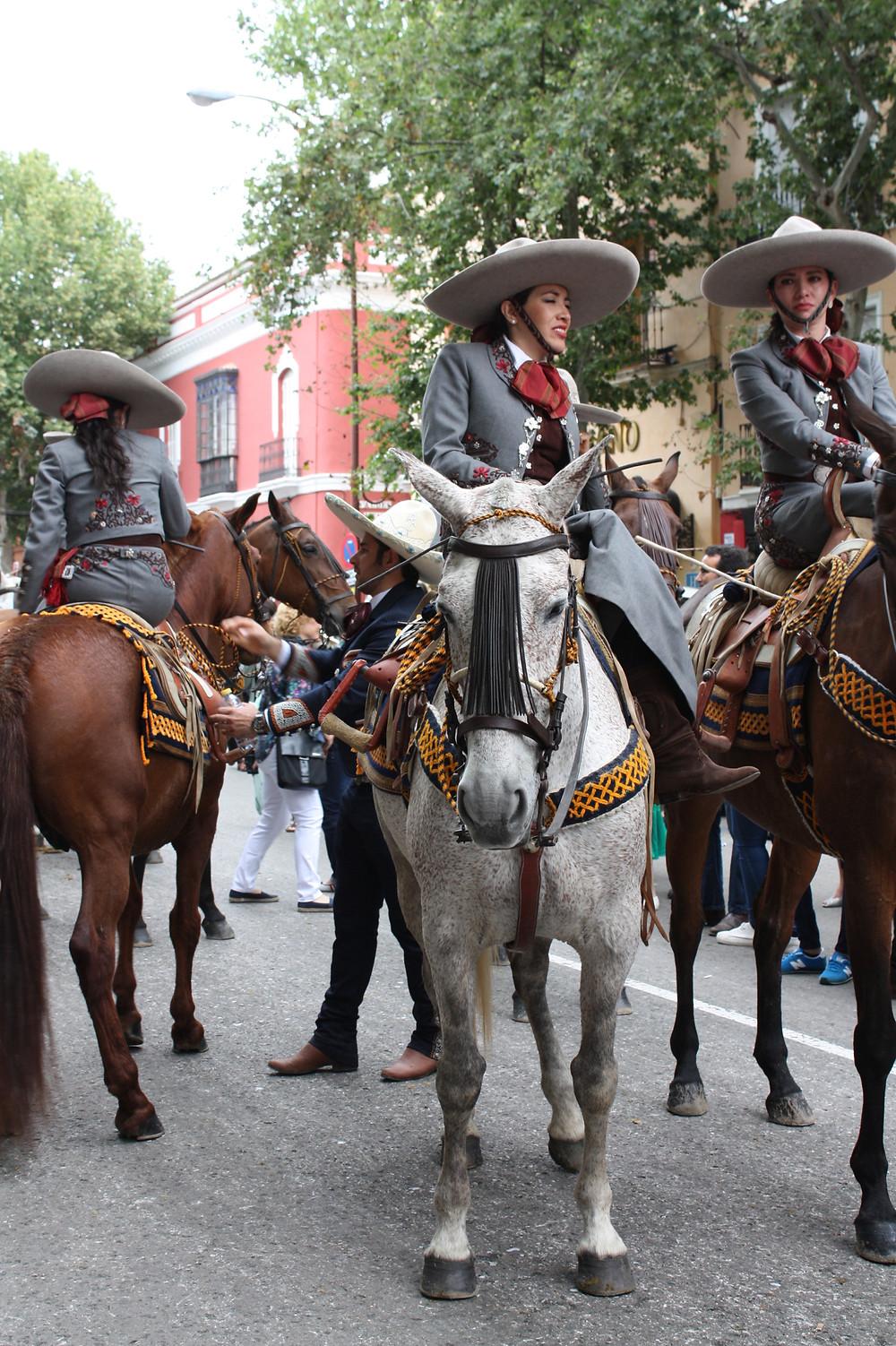 Feria parade