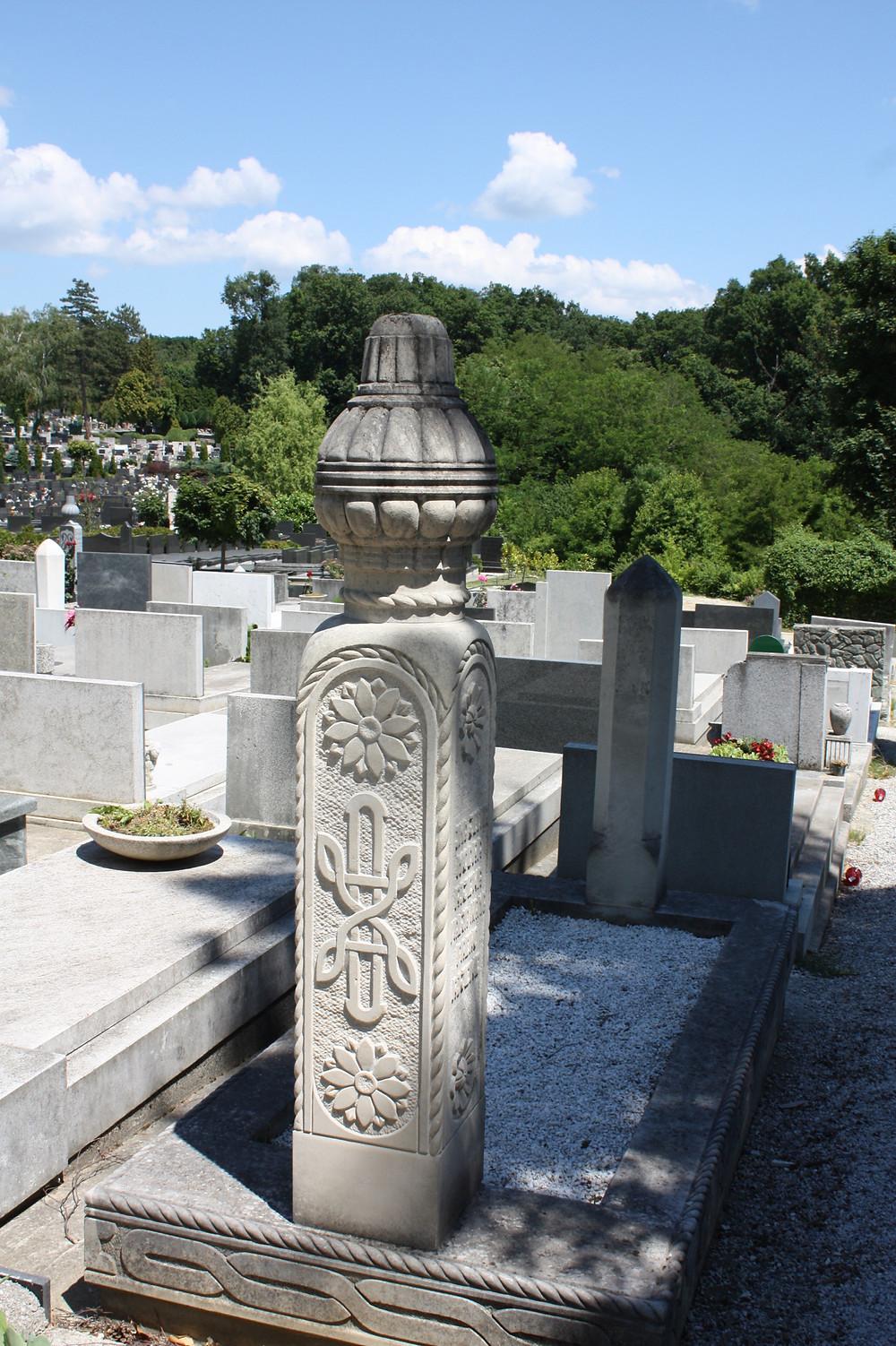 Islamic Grave