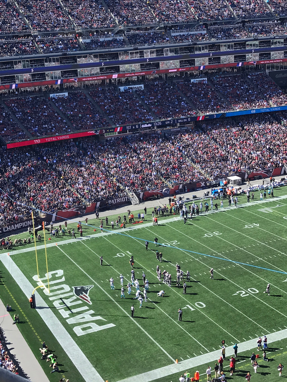 Gameday: NFL in the USA
