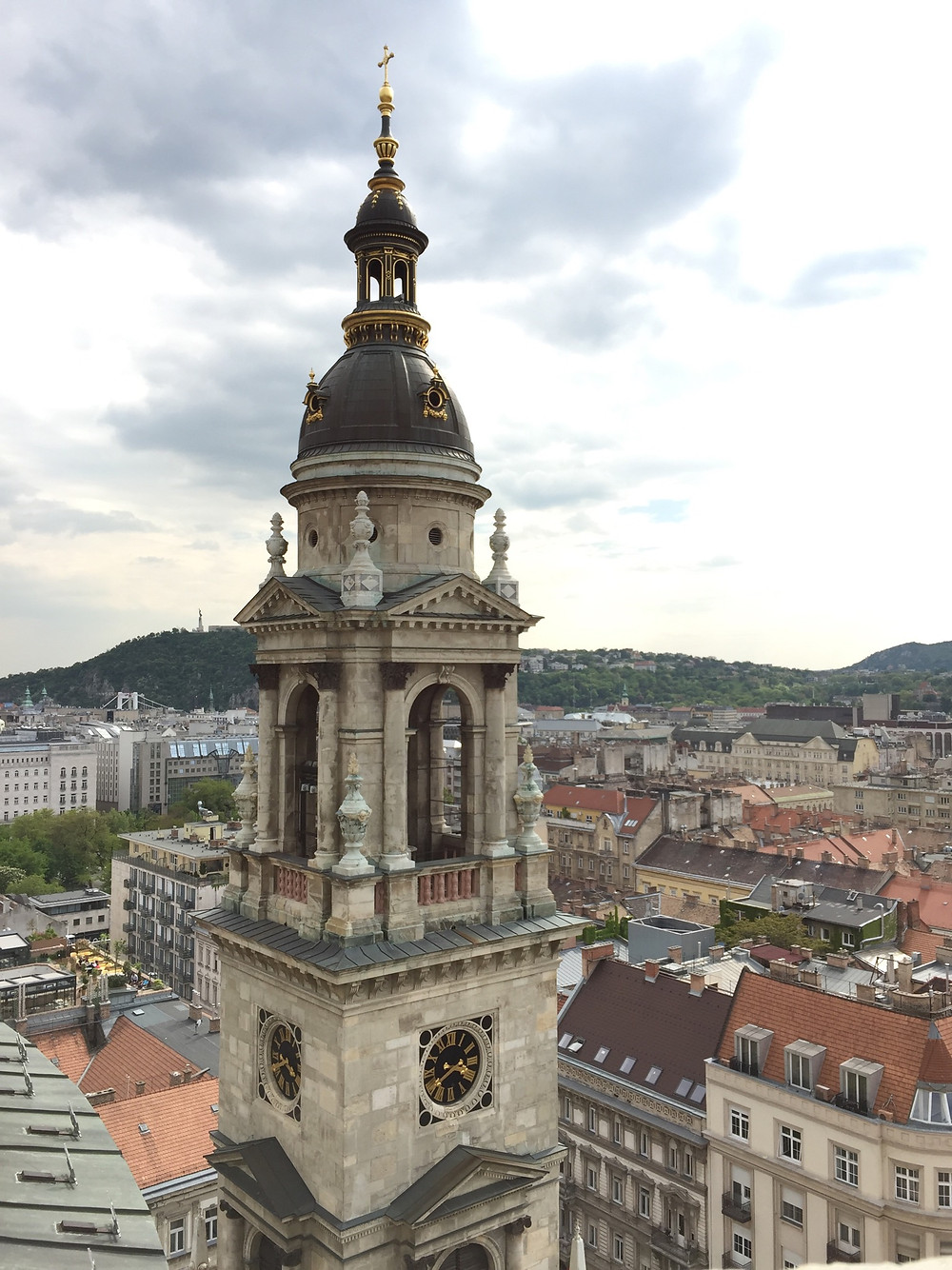 View from the Basilica