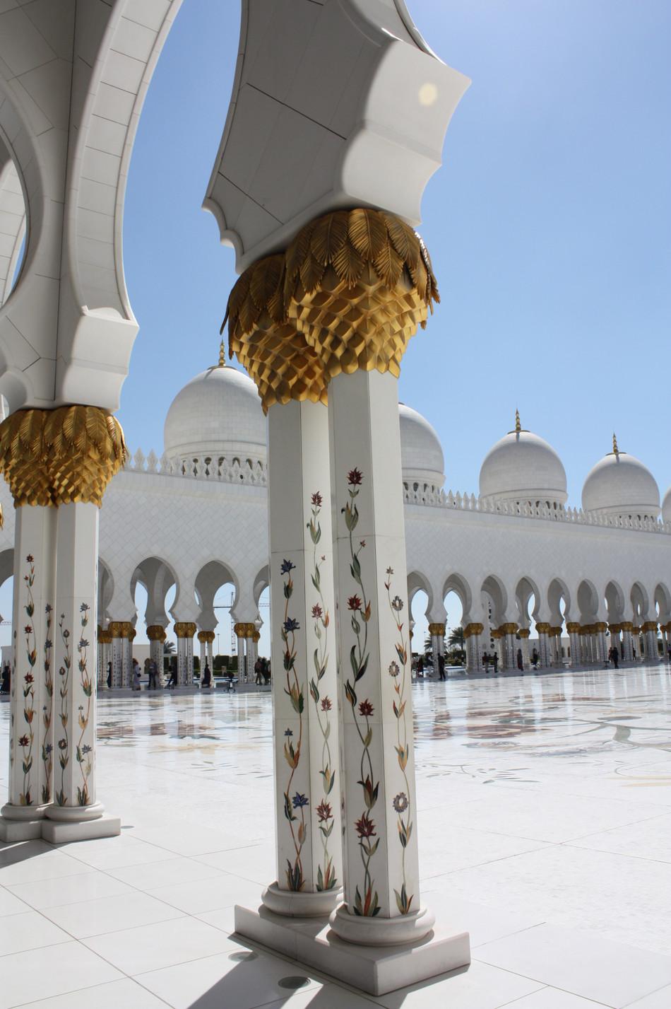 Abu Dhabi First Impressions