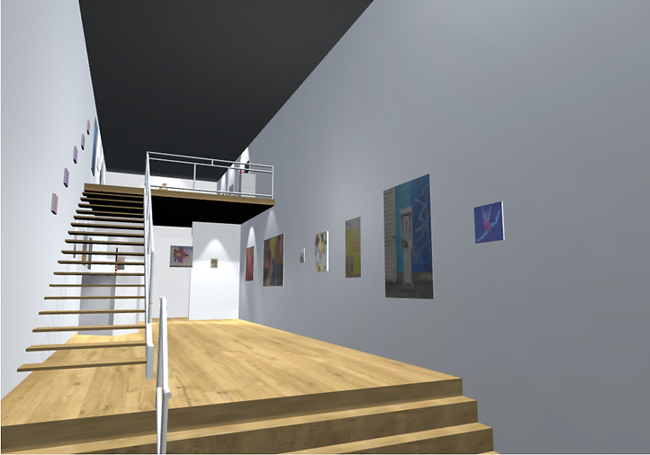 Transform Virtual Gallery