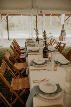 Tent Wedding 2019