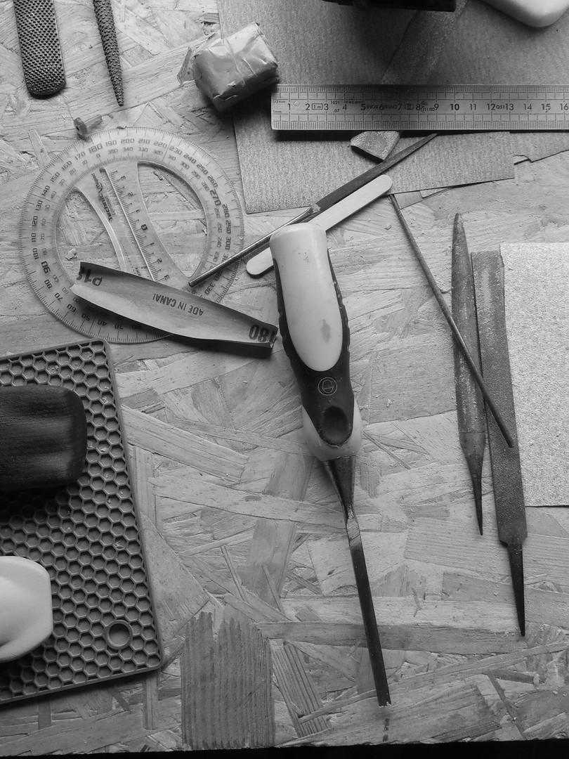 création de jouets en bois
