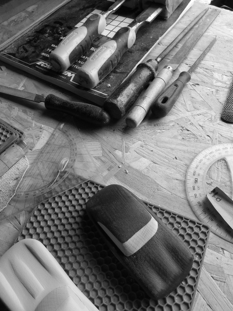 fabrication voitures - atelier Rookie-roule