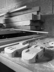 petites voitures bois Rookie-roule en fabrication