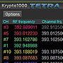 Krypto1000 decoding
