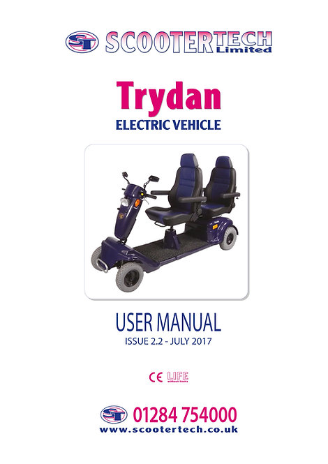 User Manual Trydan V2.2 July 2017
