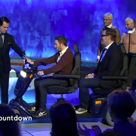 Trydan Appears on 8 Out Of 10 Cats Does Countdown