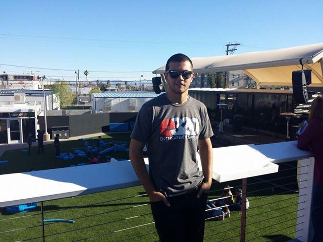 Josh at DTCP Dec 2013