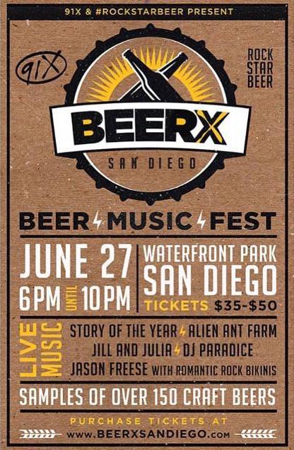 06.27.15 J&J @ BeerX