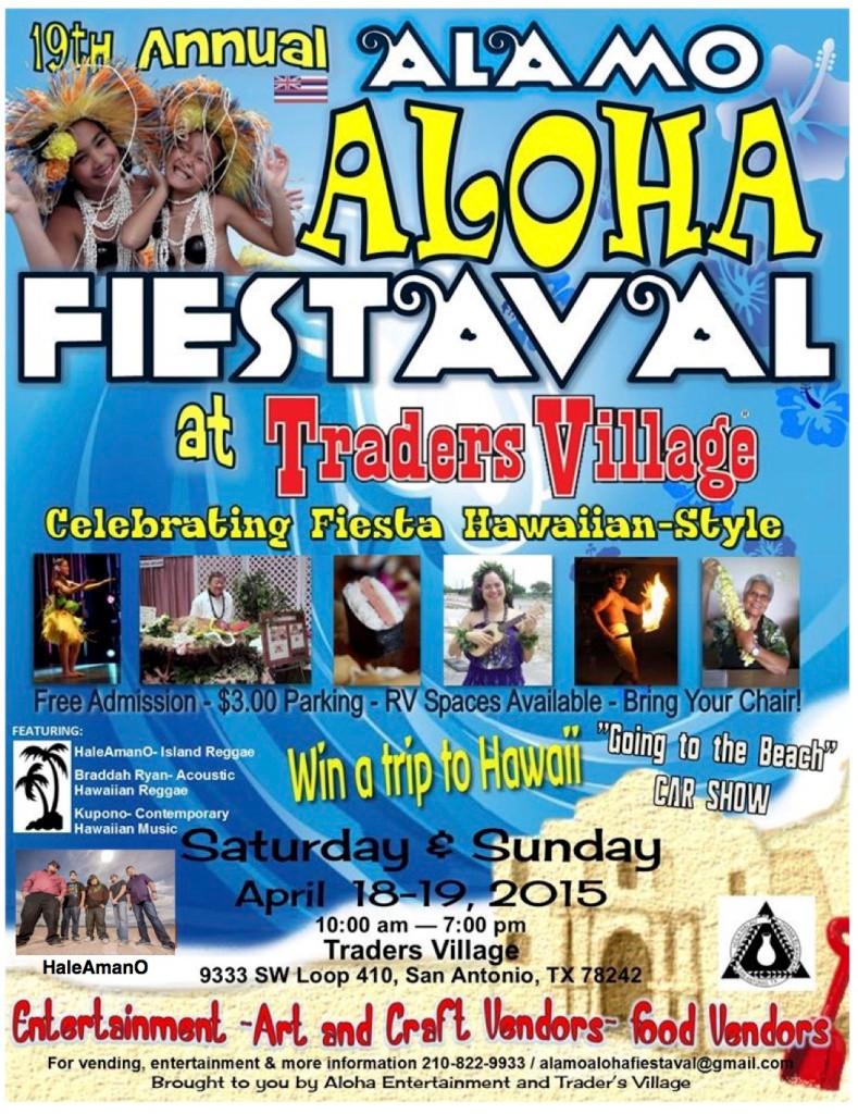 Alamo Aloha Fest