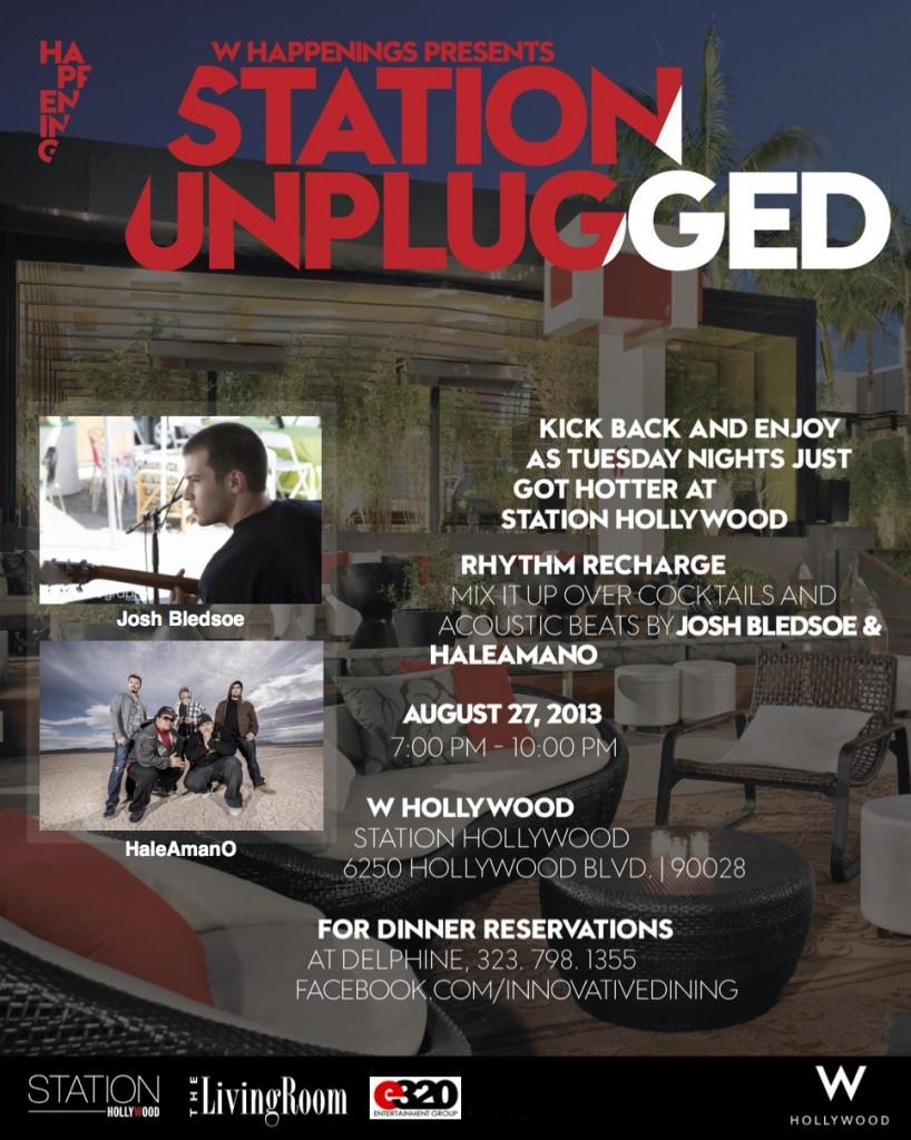 Station Unplugged-Josh-HaleAmanO 08.27.13