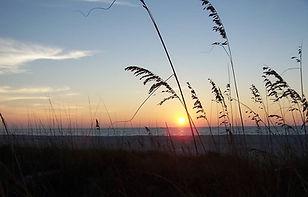 Sunset Boca Grande sailing charter