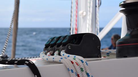 Reefing Lines
