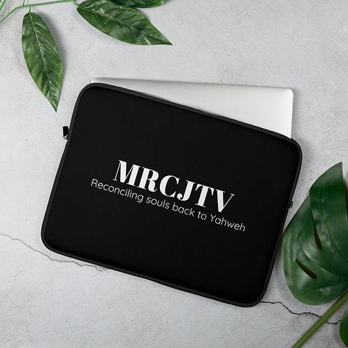 MRCJTV Donor Laptop Sleeve