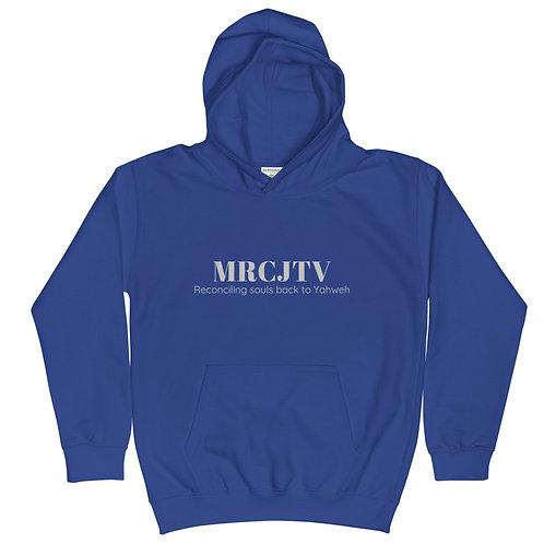 MRCJTV Donor Kids Hoodie