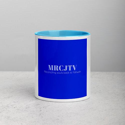MRCJTV Donor Mug