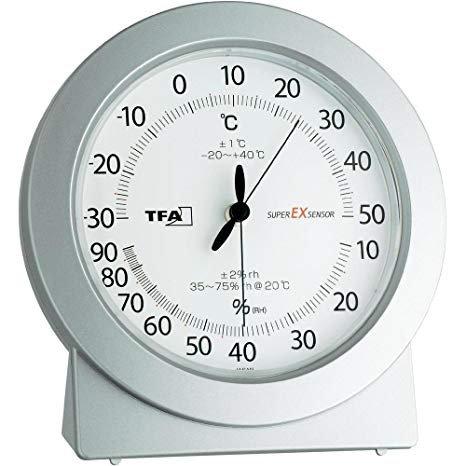 Termo-igrometro di precisione
