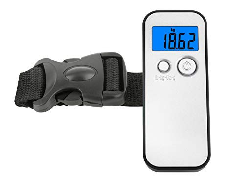Bilancia pesa-valigia digitale