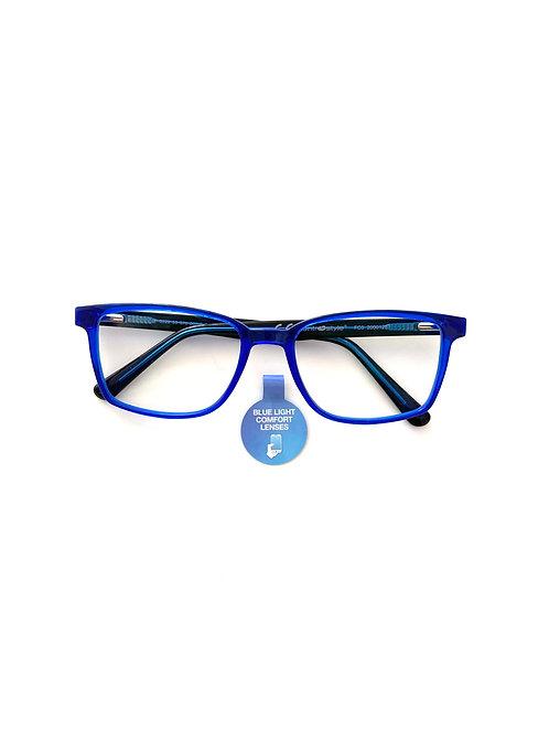 Blue-Light Lenses
