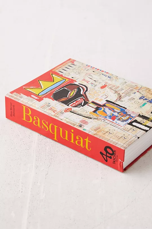 Basquiat, 40th Anniversary Edition