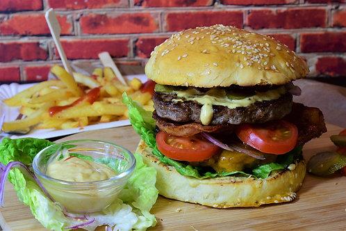 Köfte Burger