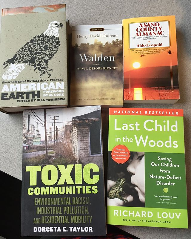 #musthaves #environmentalism #the_sca #mkeparks #ecoliteracy