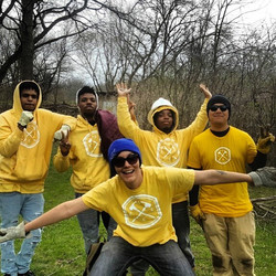 MKE River Parkway Conservation Crew
