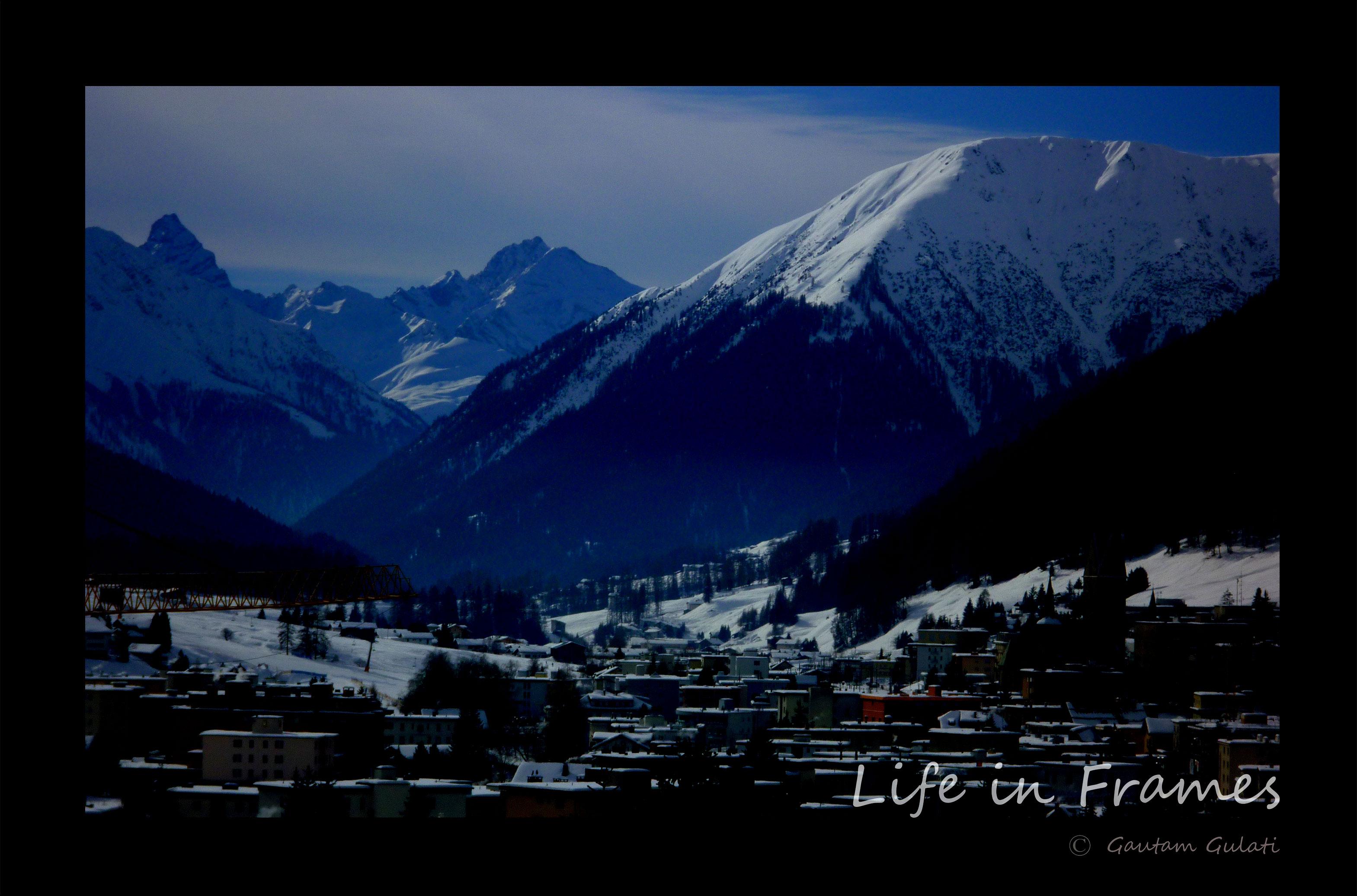 Davos-skyline