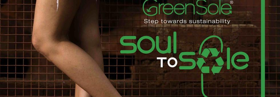 Greensole Brand Campaign