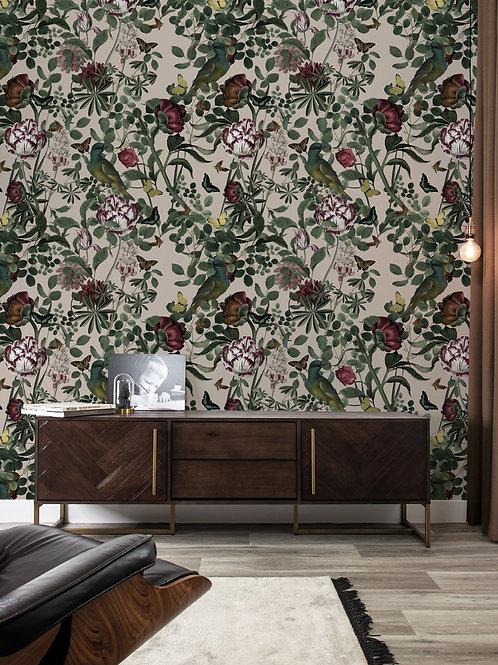 Bold Botanics behang - WP-708