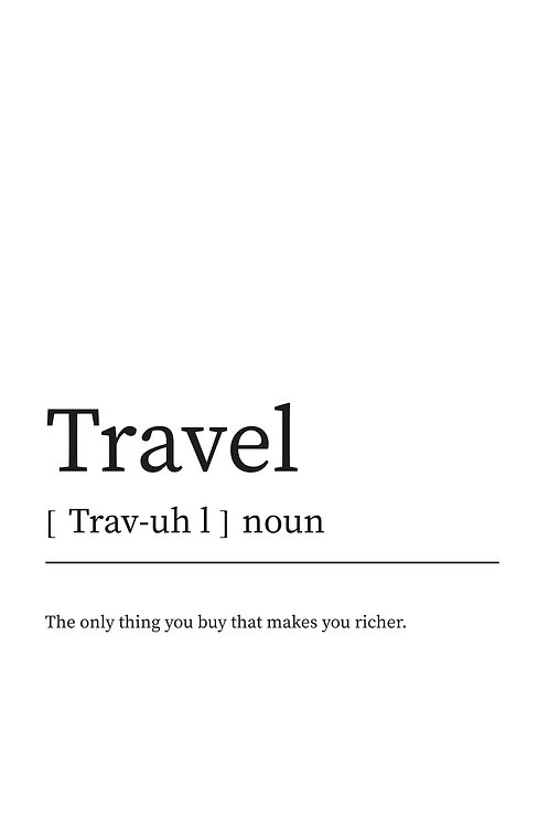 WDesign99 Poster Travel