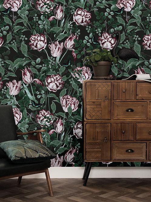 KEK Amsterdam | Bold Botanics behang WP-709