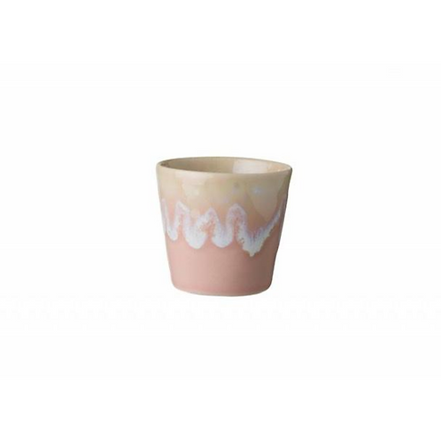 Pink Lungo cup