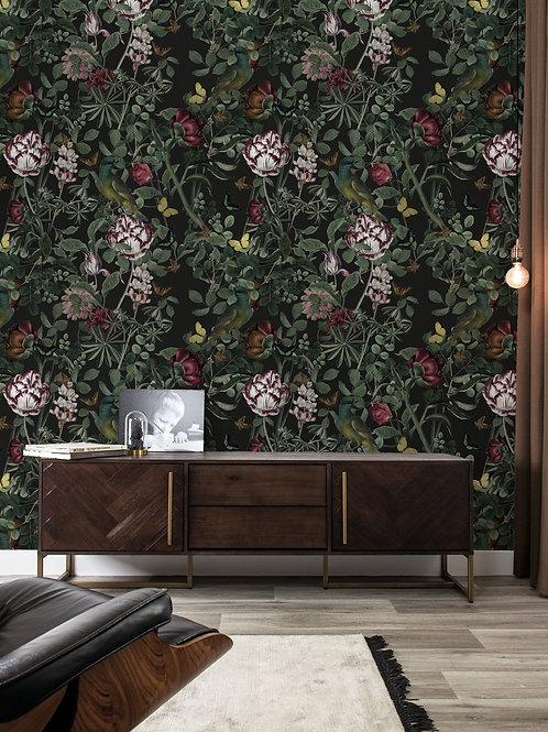Bold Botanics behang - WP-707