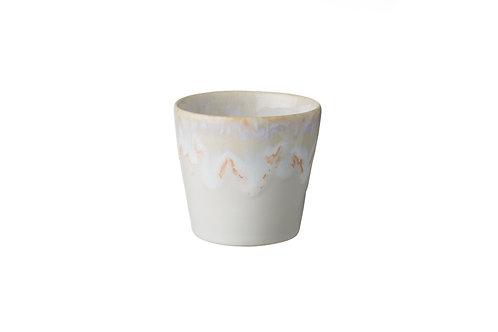 White Espresse cup