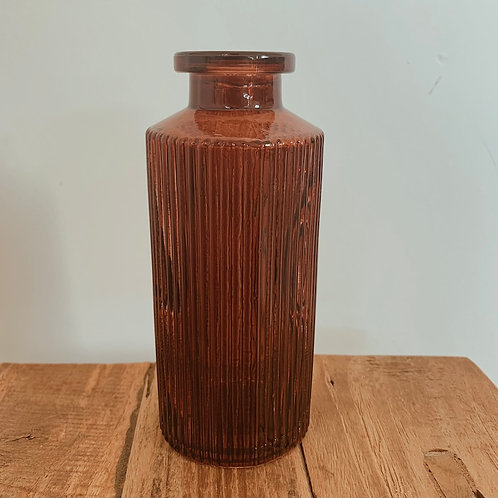 Hoog bruin flesje