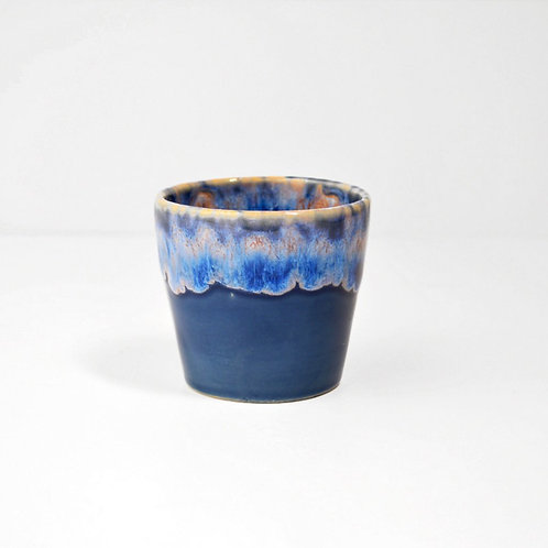 Blue Lungo cup