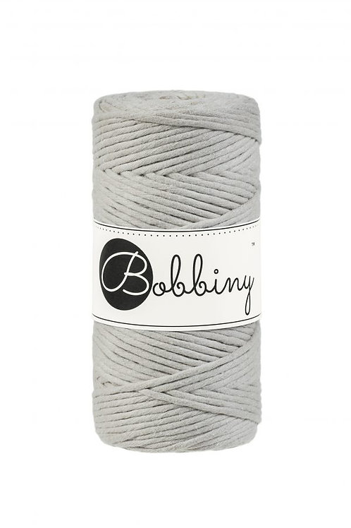 Bobbiny macrame 3mm single - Beige