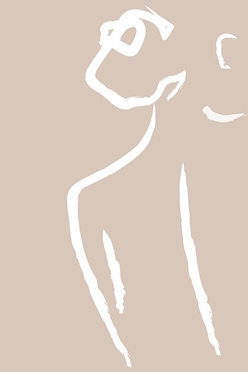 WDesign99 Poster Born naked