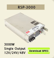 RSP-3000 | MeanWell IL
