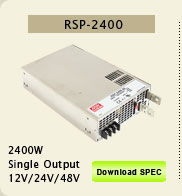 RSP-2400 | MeanWell IL