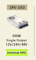 SPV-300 | MeanWell IL