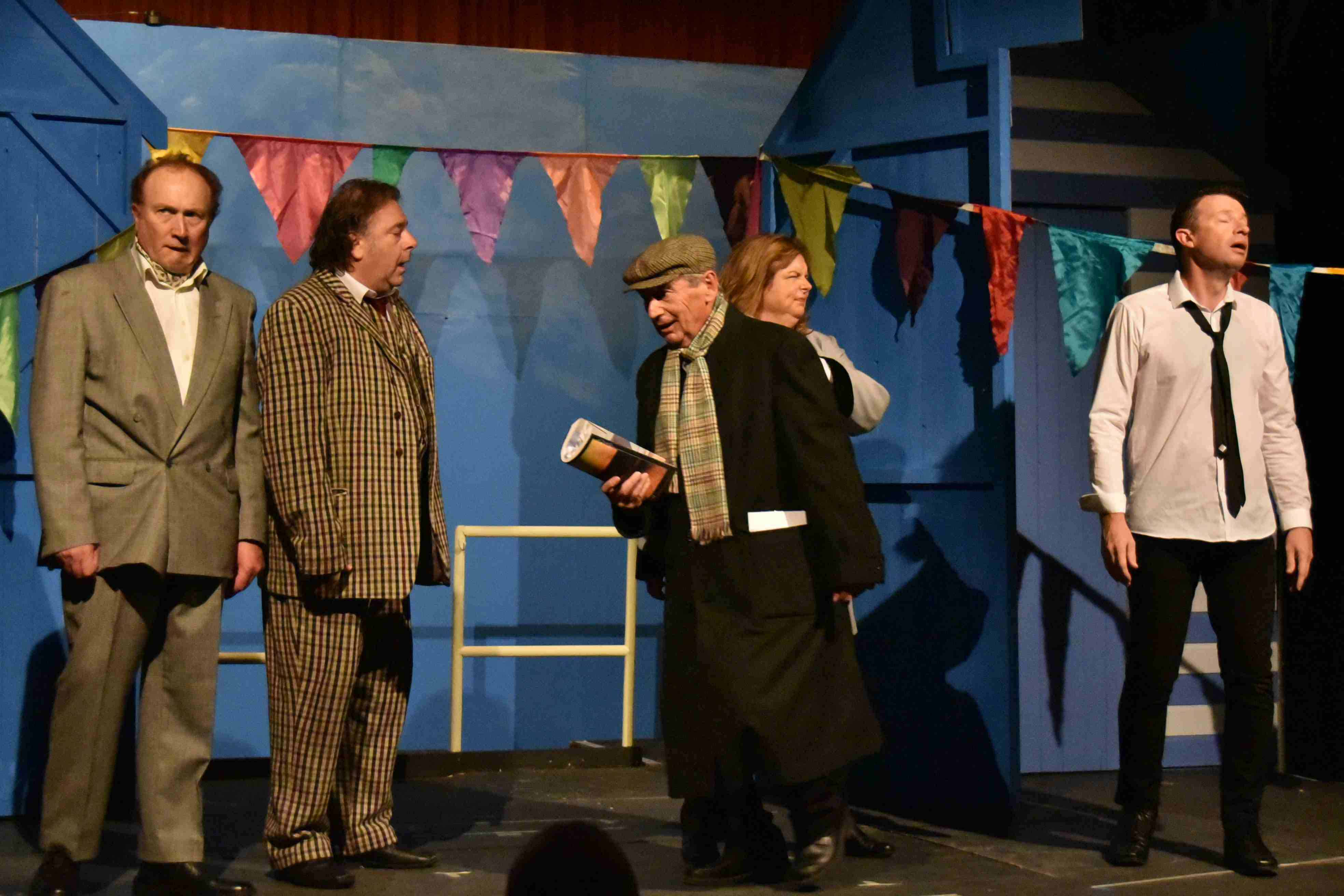 One Man Two Guvnors (34)