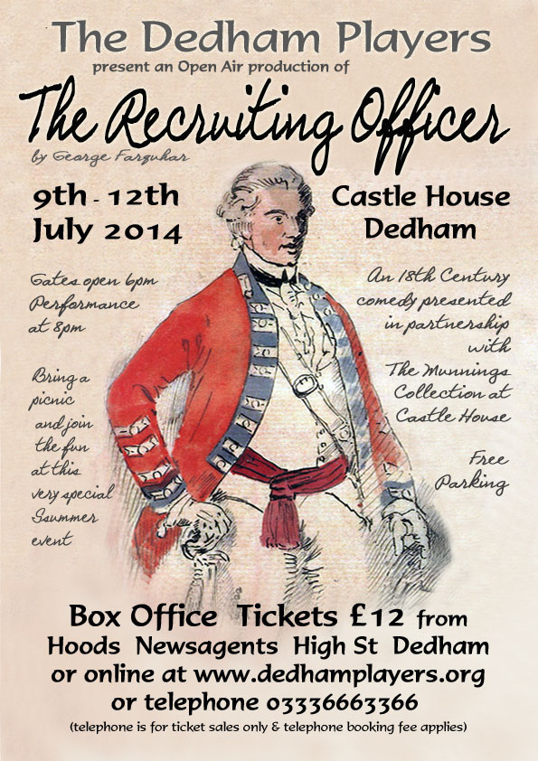 2014 The Recruiting Officer